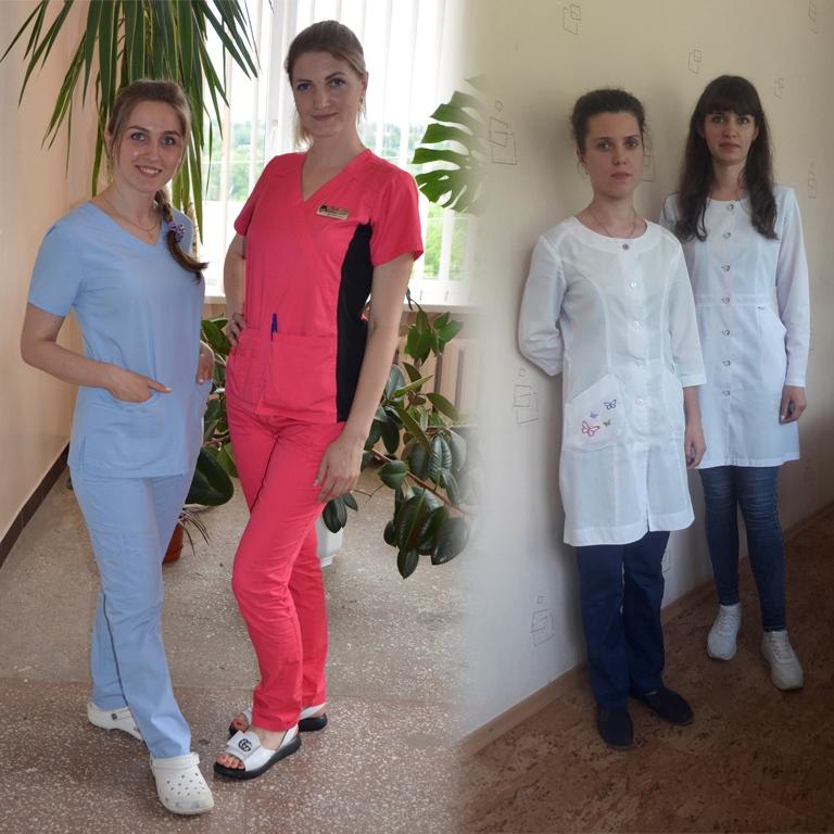 Молоді перспективні лікарі районної лікарні